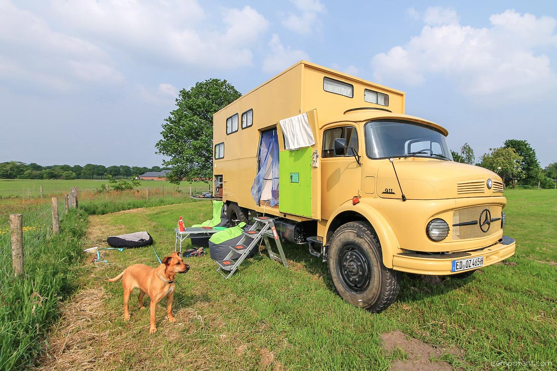 Campingplatz Asten Niederlande