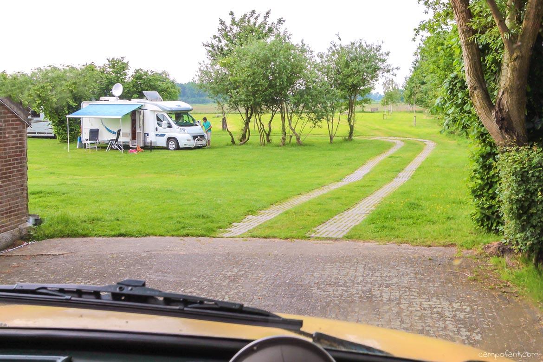 Stellplatz Wetland Asten Niederlande