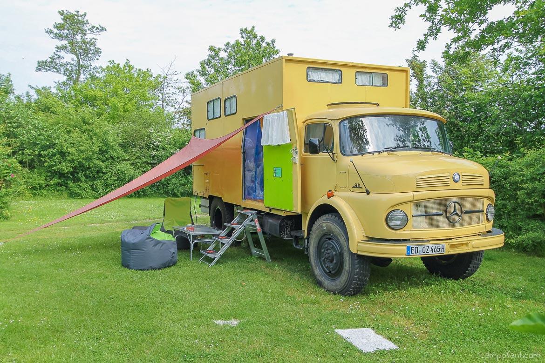 Campingplatz Lauwerszee Vierhuizen