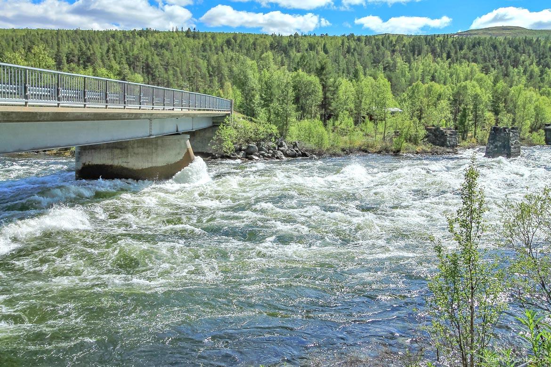 Dagalibruecke Norwegen