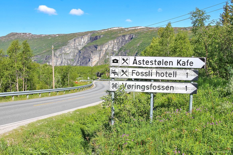 Geilo Hardangervidda Voringsfossen Dagali
