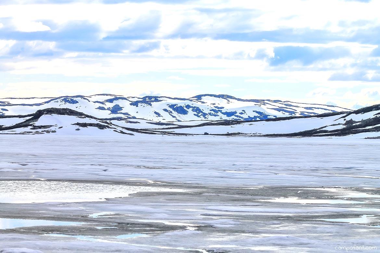 Hardangervidda Ausblick