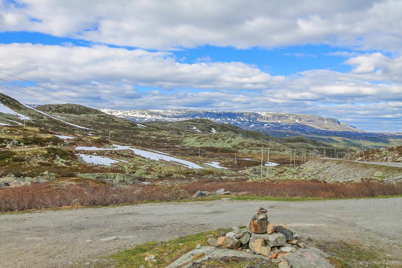 Hardangervidda Norwegen