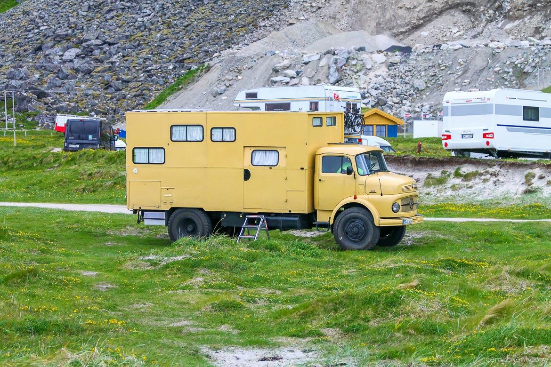 Skagen Camping Lofoten