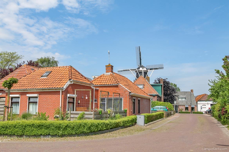 Vierhuizen Niederlande
