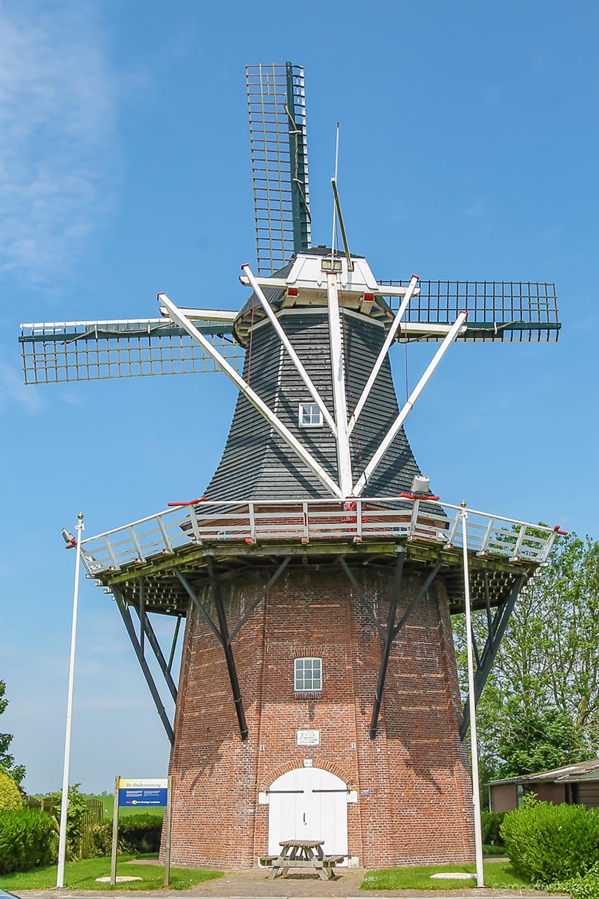 Windmühle Vierhuizen