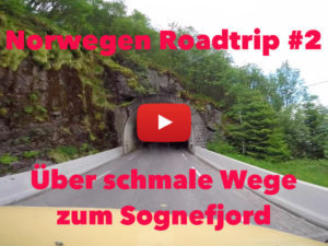 Norwegen, Roadtrip, Rundreise, Sognefjord, Vlog