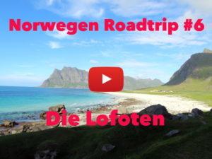 Norwegen, Roadtrip, Rundreise, Lofoten, Vlog