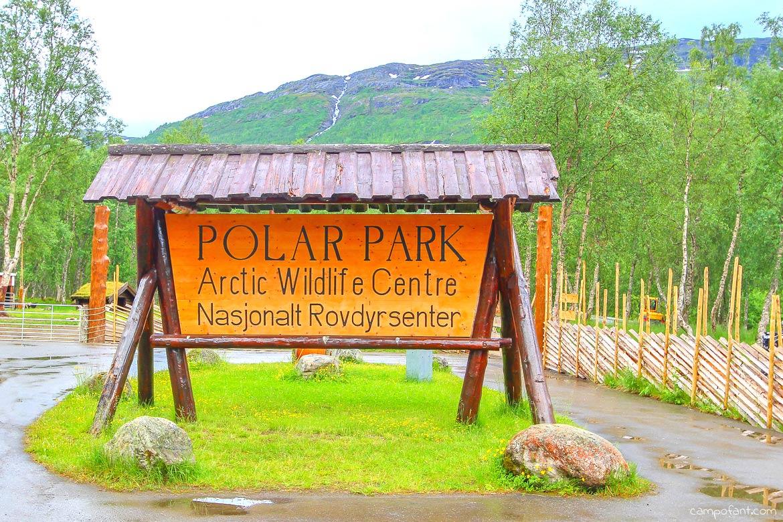 Norwegen Polar Park Bardu
