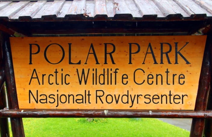 Polar Park Norwegen