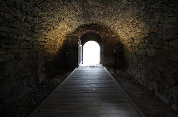 Burg Turku Gewölbe