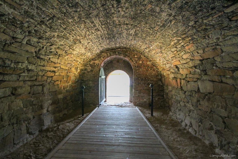 Burg Turku Eingang