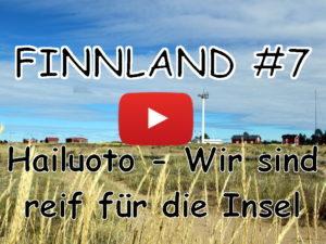 Finnland, Hailuoto, Insel, Natur, Vlog