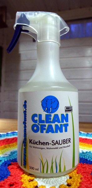 Cleanofant Küchensauber
