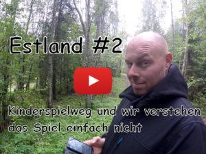 Estland, Frisbee, Disc Golf, Vlog