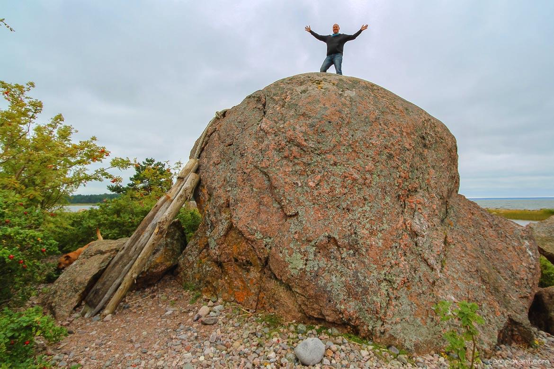 Purekkari Wanderung Estland