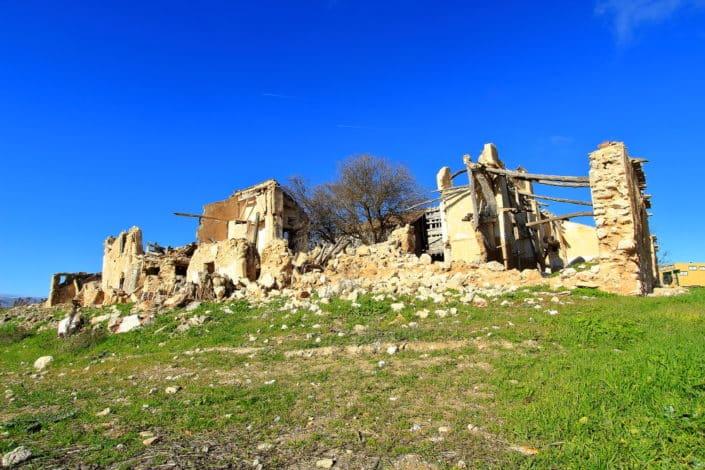 Antequera Ruine
