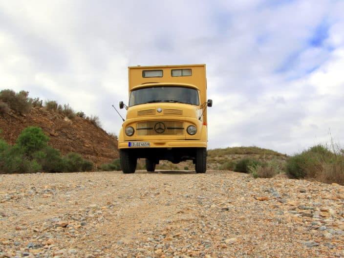 Reisebericht, Spanien, Granada, Offroad, Wohnmobil
