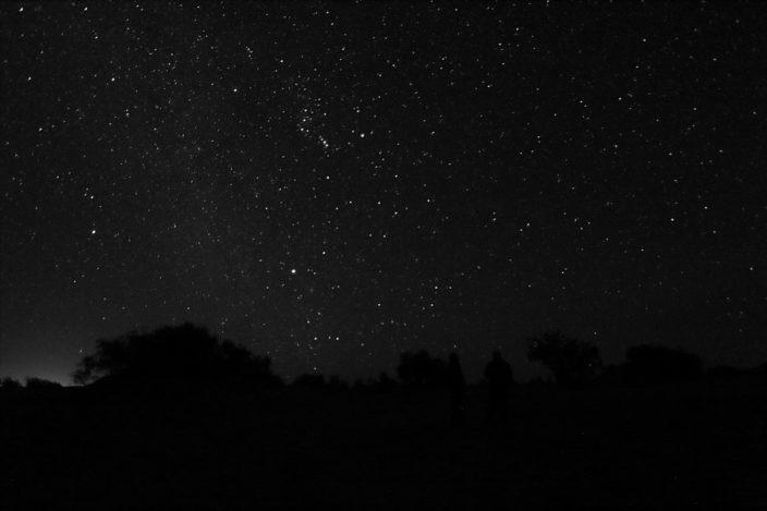 Erg Chegaga Sternenhimmel