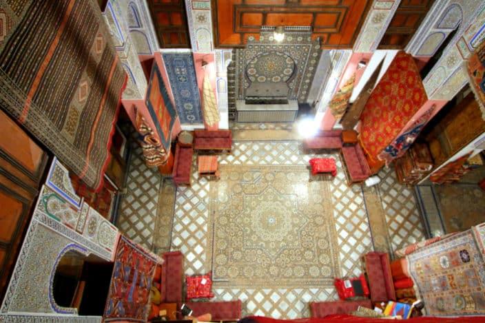 Medina, Fes, Marokko