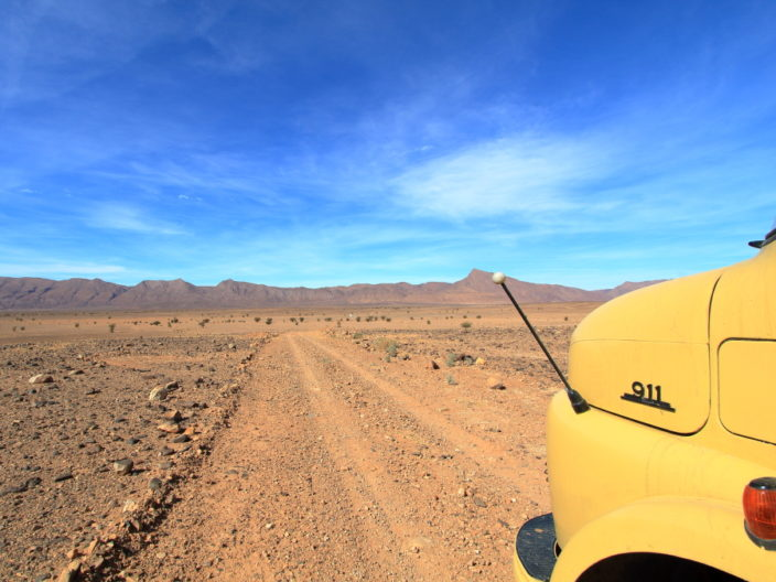 Reisebericht, Marokko, Tata, Wüste