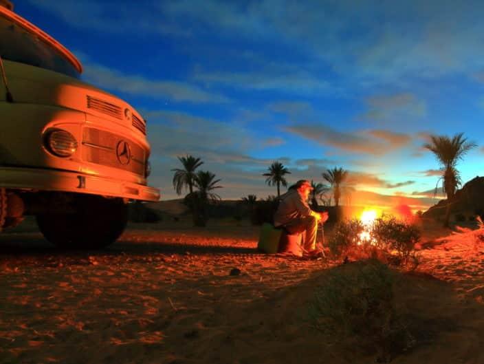 Reisebericht, Offroad, Marokko, Wohnmobil, Wüste, Oase