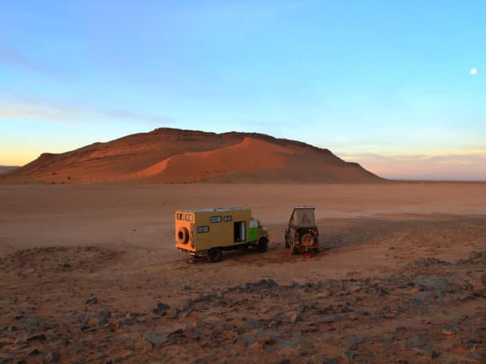Reisebericht, Zagora, Marokko, Offroad, Wohnmobil