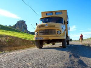 Reisebericht, Frei stehen, Marokko, Wohnmobil