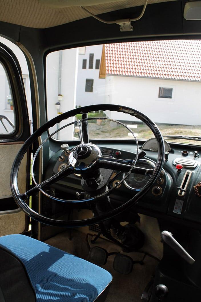 Lenkrad-Mercedes-911