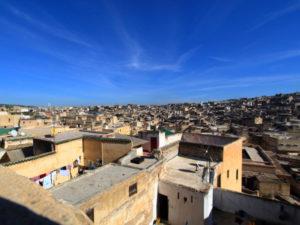 Reisebericht, Marokko, Wohnmobil, Fes, Medina