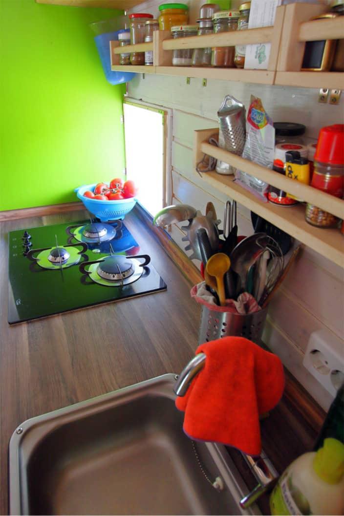 mercedes 911 unser wohnmobil innenausbau campofant. Black Bedroom Furniture Sets. Home Design Ideas