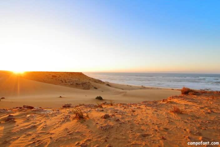 Reisebericht, TanTan Plage, Strand, Küste, TanTan, Meer