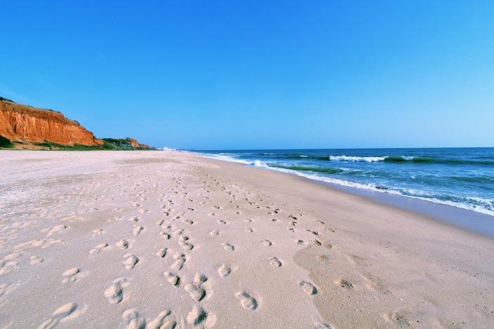 Praia dos Tomates Strand