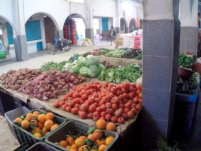 Marokko, Markt, einkaufen