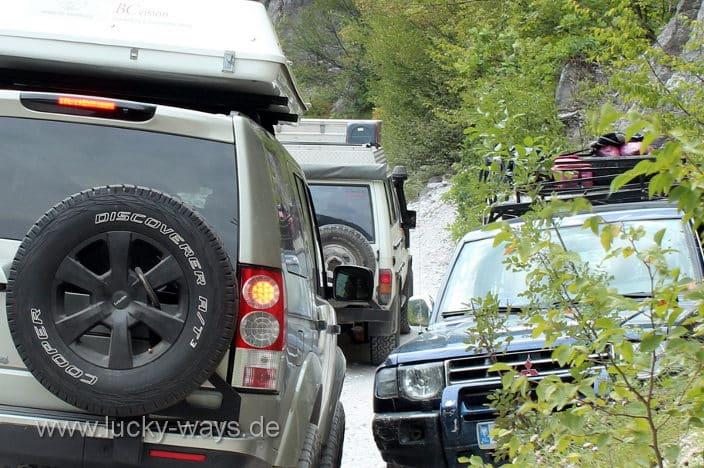 Offroad Theti Nationalpark