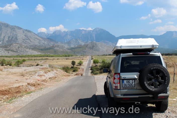 Albanien, Reiseland, Dolomiten, Anfahrt, albanische Dolomiten