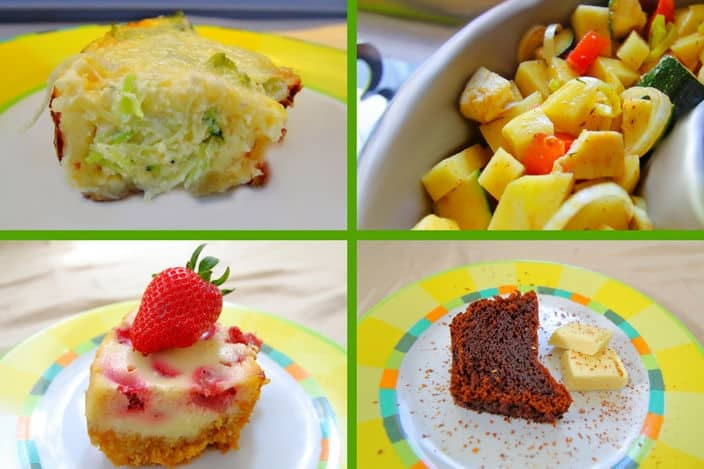 Omnia Rezepte, Omnia Kochbuch, Erdbeerkuchen Quiche, Omnia Backofen