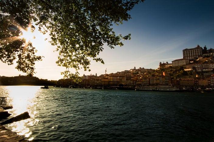 Aussicht Douro