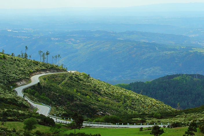 Serra da Estrela, Aussicht