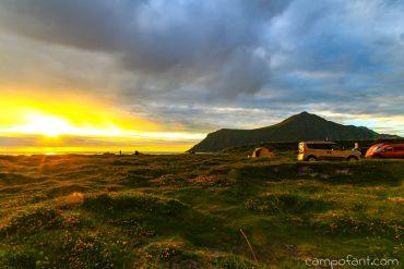 Norwegen, Mitternachtssonne, Reisebericht