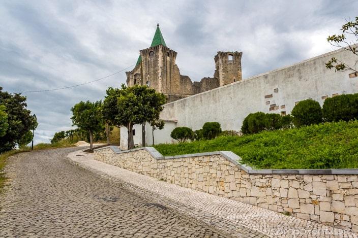Burg, Porto de Mos