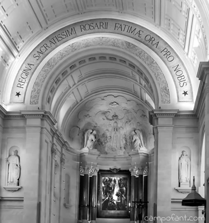Fatima, Basilica