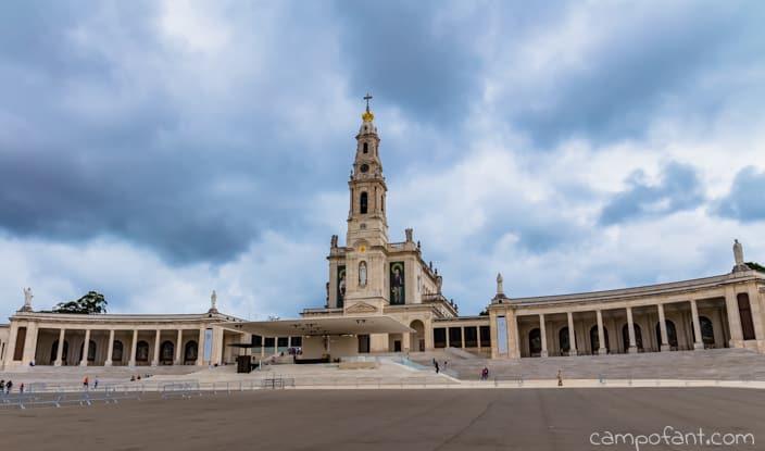 Fatima, Kathedrale
