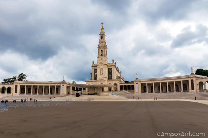 Fatima, portugiesischer Wallfahrtsort