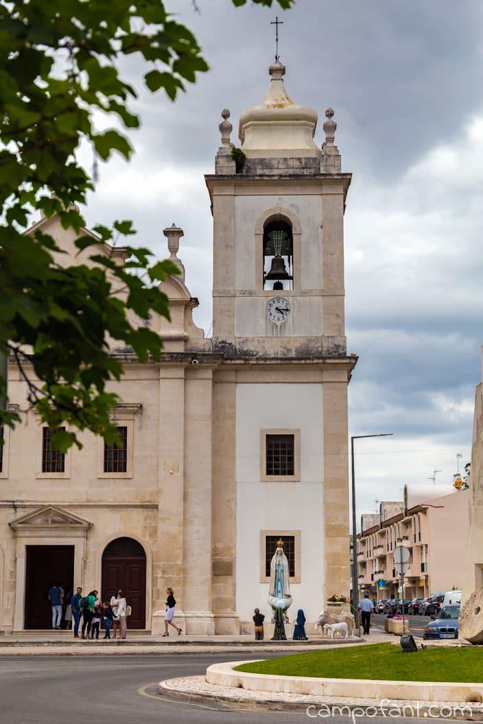 Porto de Mos, Kirche