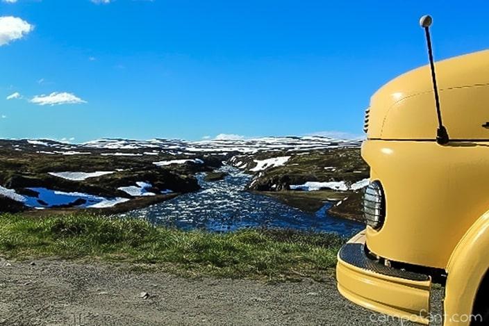 Maut in Norwegen