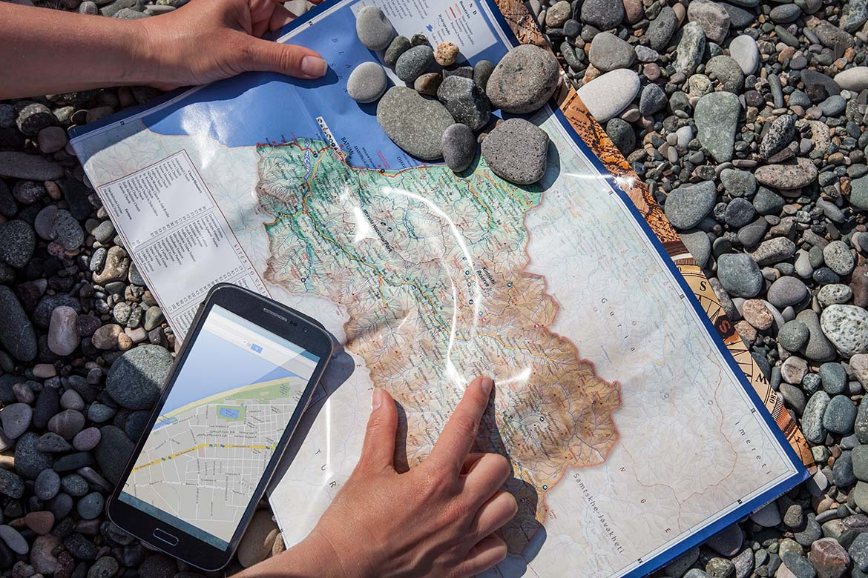 Camping Apps, Hilfreiches fürs Handy/Tablet - Campofant