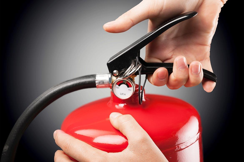 Feuerlöscher, Wohnmobil, Pflicht