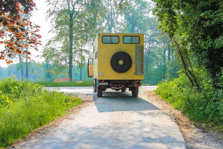 Autark Leben In Deutschland leben im wohnmobil alternatives wohnen auf rädern cofant