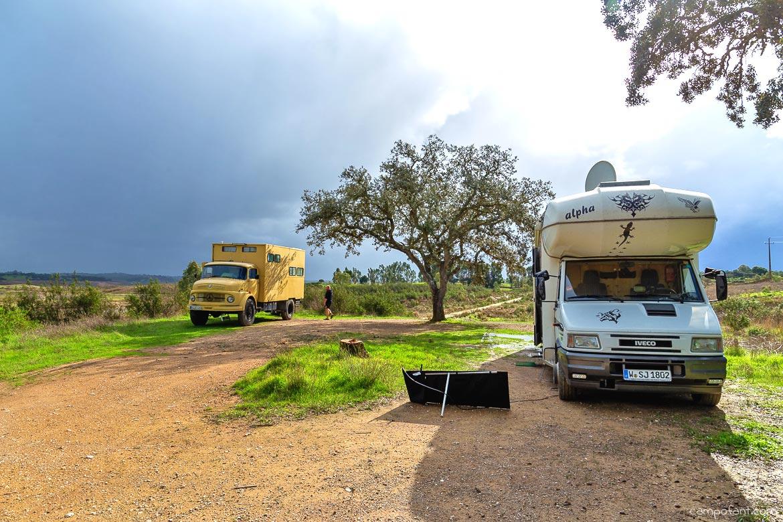Leben im Wohnmobil: Dauerhaft im Camper wohnen - Campofant